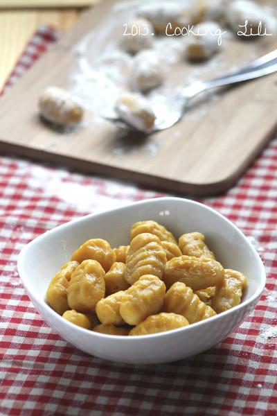 Gnocchis de Butternut 1