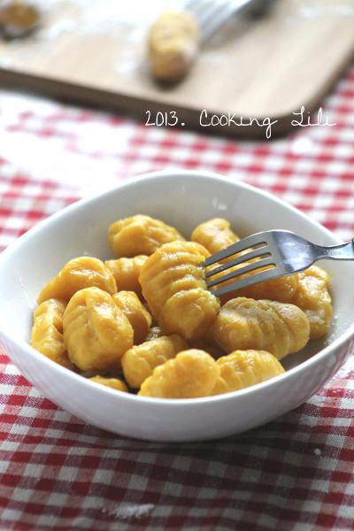 Gnocchis de Butternut 3