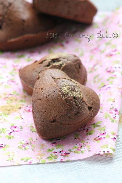 Coeur au Chocolat et Gingembre
