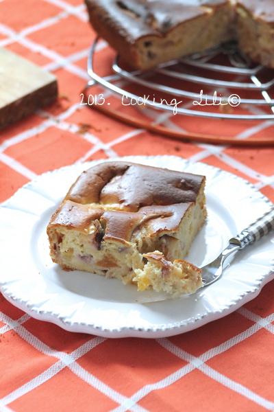 Gâteaux aux Nectarines et Miel