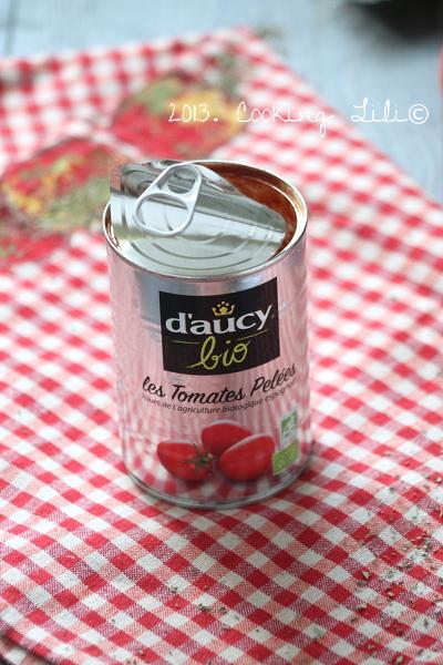 Madeleines Tomates et Basilic