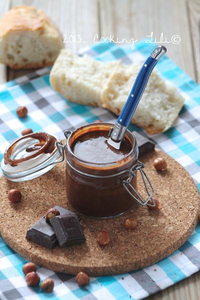 Pâte à tartiner au Chocolat Noisettes