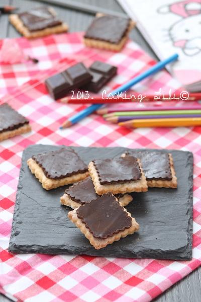 Petits écoliers au Chocolat