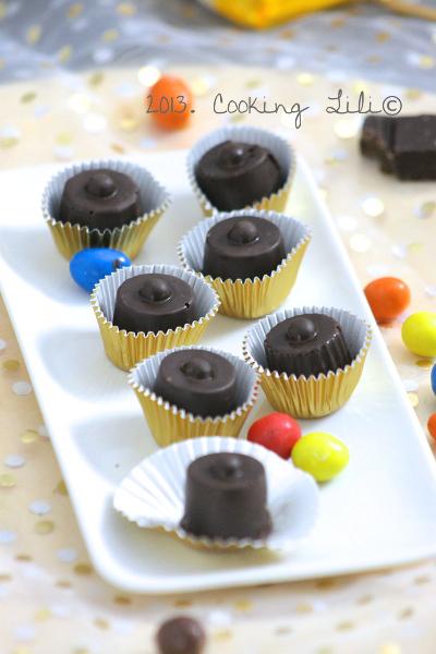 Chocolats fourrés aux M&Ms®