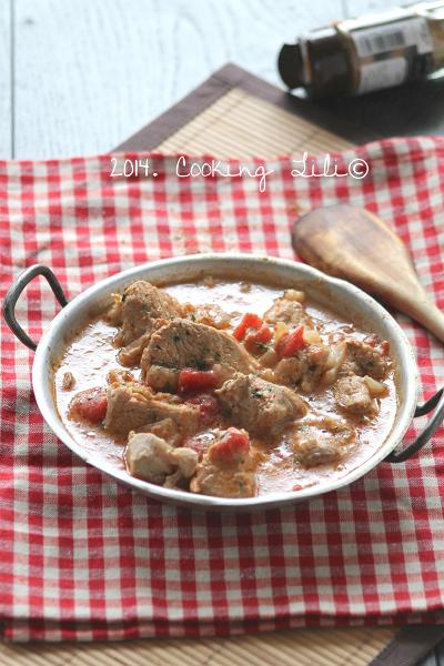 Sauté de veau au garam masala 2