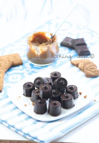 Chocolat aux Spéculoos
