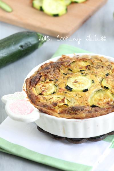 tarte thon courgette 2