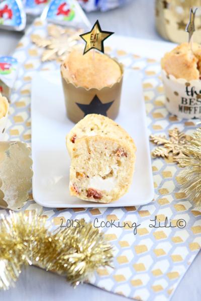 muffins vache qui rit tomates séchées
