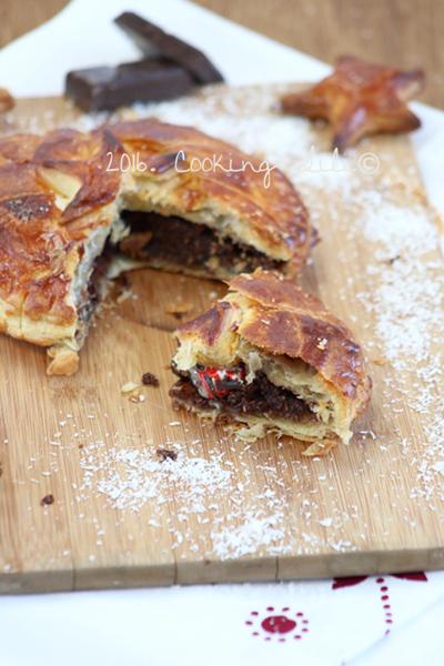 galette des rois chocolat coco