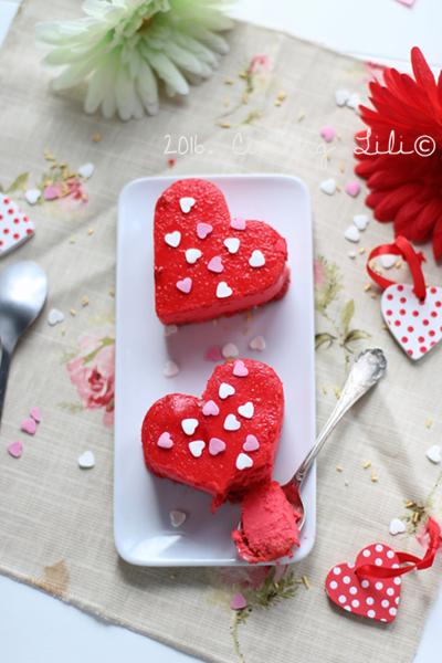 coeur cheesecake