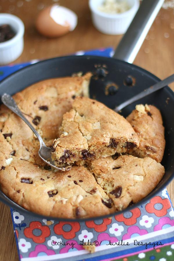 one pan cookie
