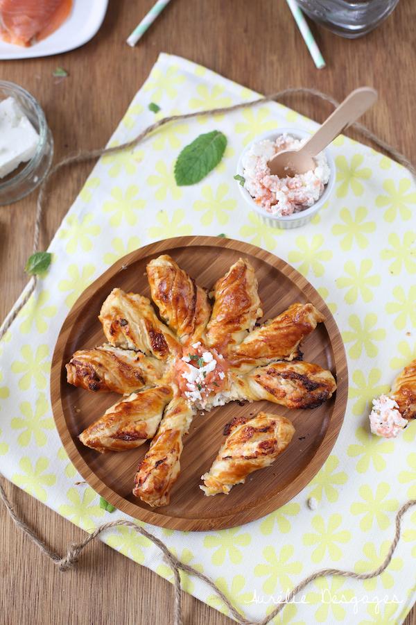 tarte soleil saumon feta4