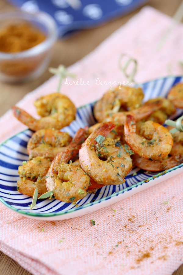 brochettes crevettes tandoori3