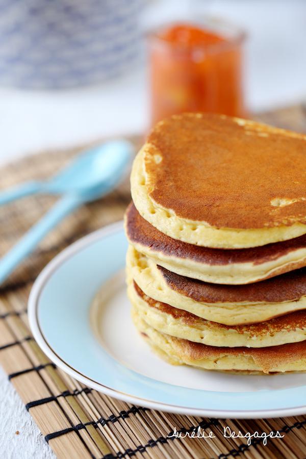 pancakes farine de pois chiche3