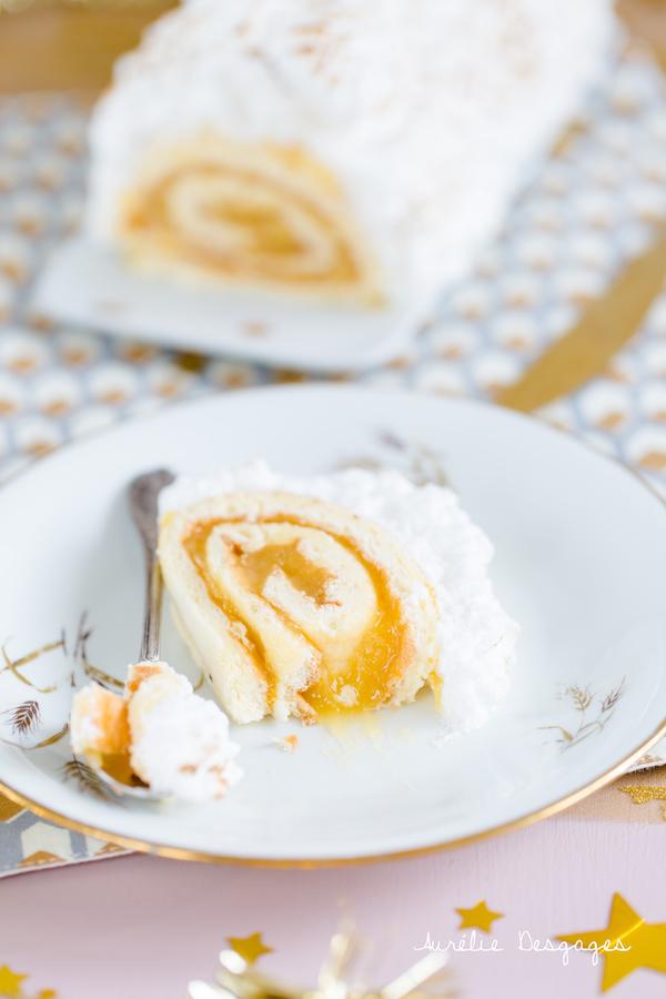 buche citron meringuée3