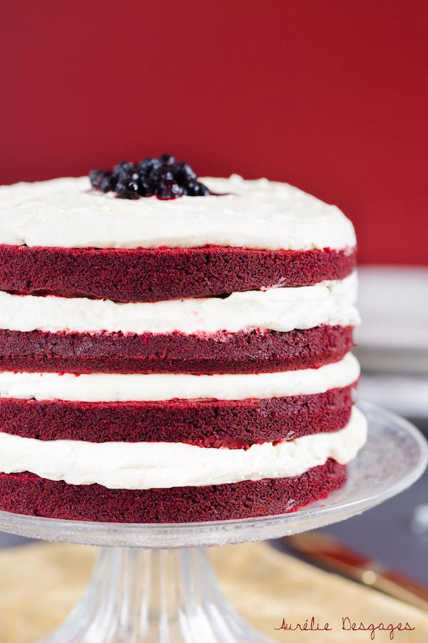 Traduction Red Velvet Cake